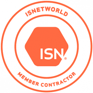 ISNetworld certified